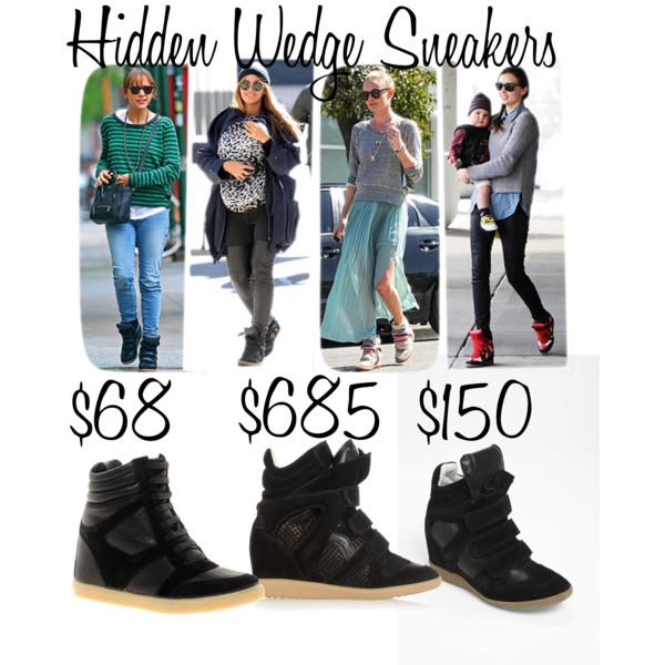 Wedge-sneaks