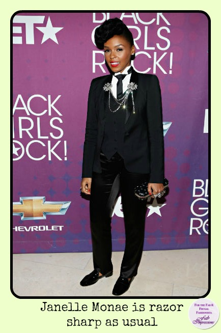 black girls rock janelle monae