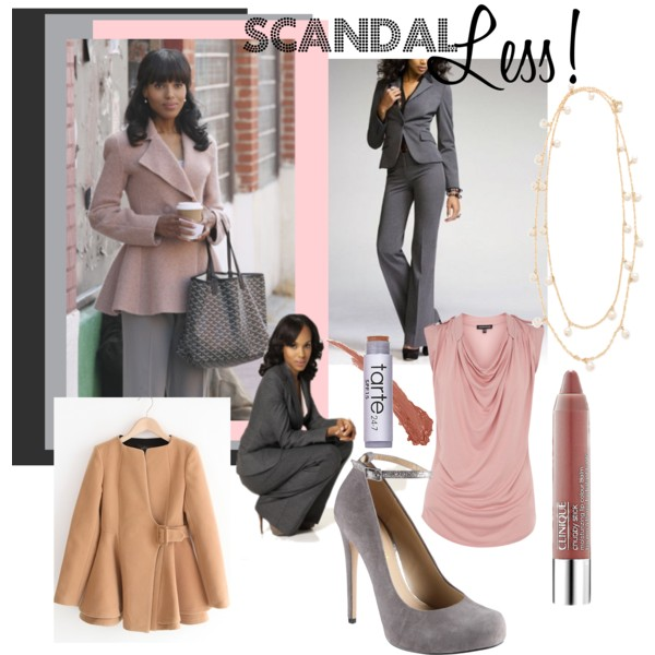 Scandal Inspired Look for Less