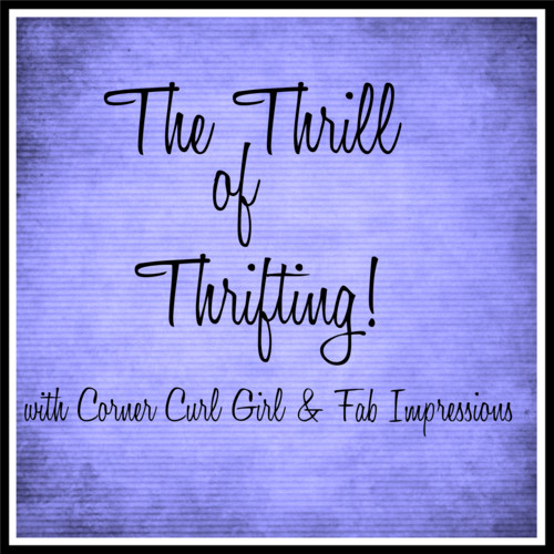 The Thrill of Thrifting logo