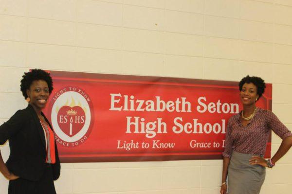 Chrissy&I Seton