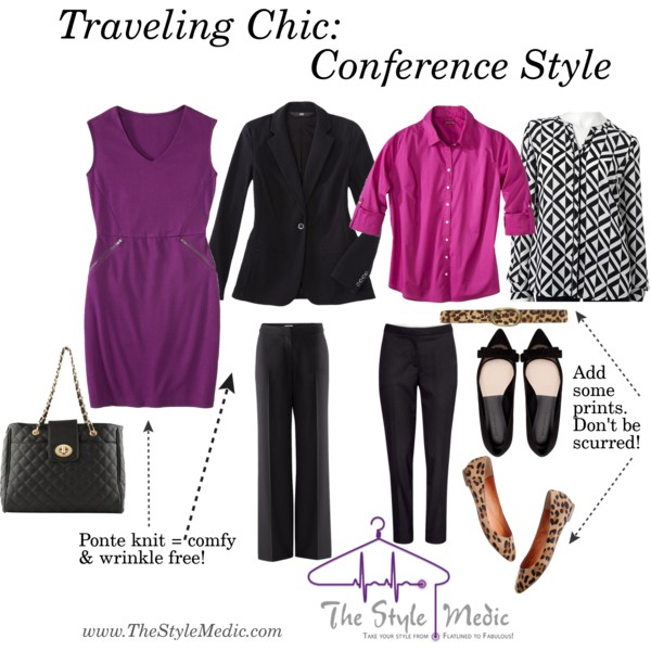 Traveling Chic Conf Style