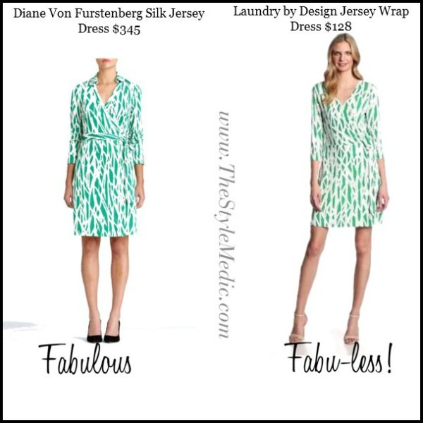 Look for Less: Diane von Furstenburg