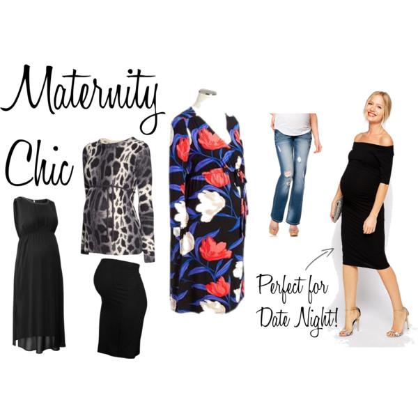 Fashionable Maternity Style