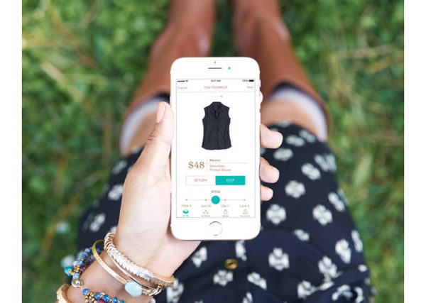 Stitch fix Mobile