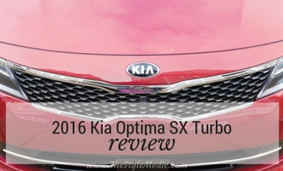 2016 Kia Optima Review | The Style Medic
