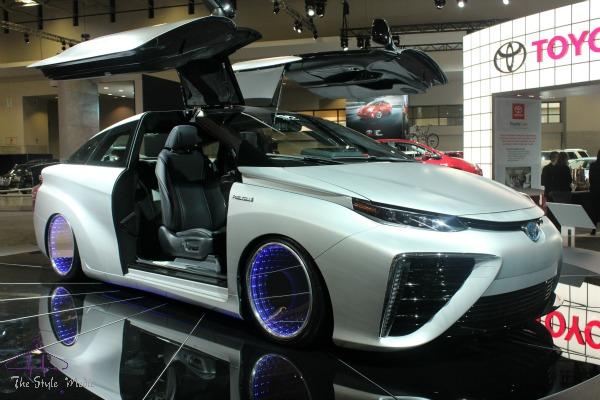 Washington Auto Show 5| The Style Medic