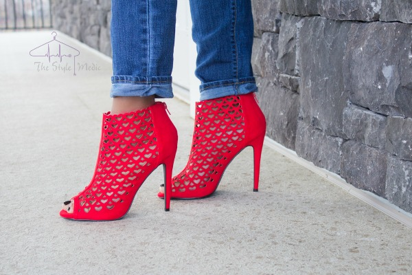 Shoedazzle 'Monica'| The Style Medic