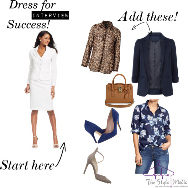 Smart Tips to Dress for Interview Success | The Style Medic