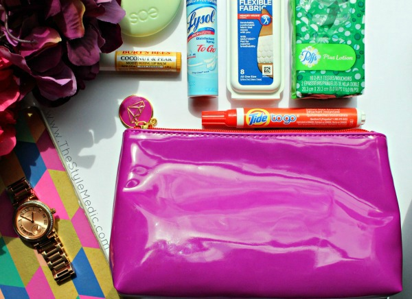 How to Organize Your Purse | The Style Medic