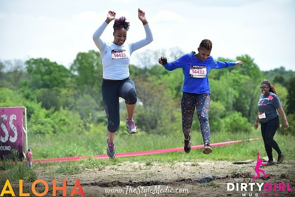 Dirty Girl Mud Run 2016 | The Style Medic
