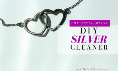 DIY Silver Jewelry Cleaner | The Style Medic