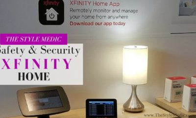 Safety & Security w/ XFINITY Home