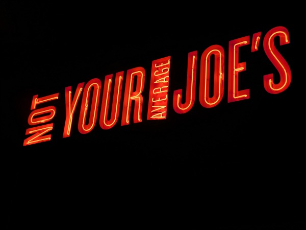 Not Your Average Joe's | The Style Medic