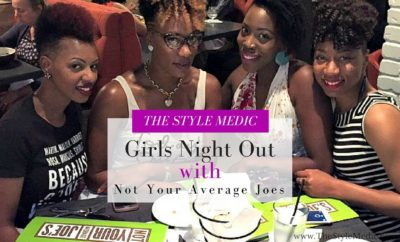 Girls Night Out #NYAJoes | TheStyleMedic