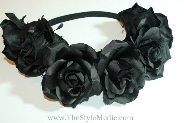 DIY Flower Crown | The Style Medic