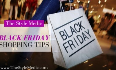Black Friday Shopping Tips | The Style Medic