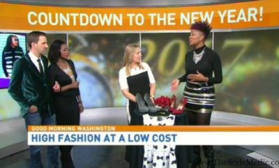 Thrifty New Years Eve Fashion | The Style Medic