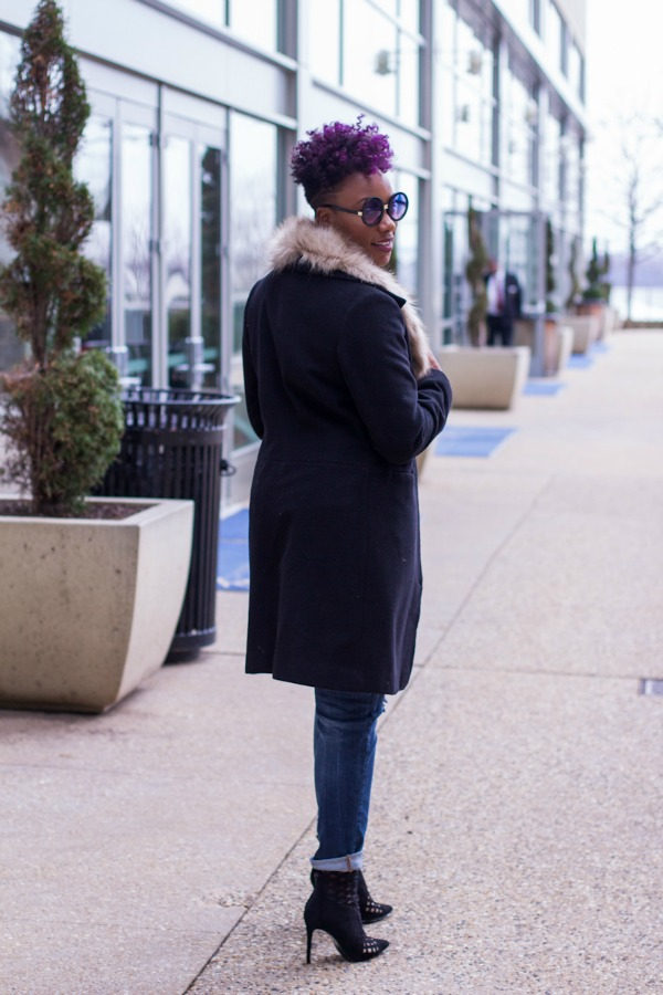 Sunglasses – Sunglass Spot | Coat & Faux Fur Stole - H&M |