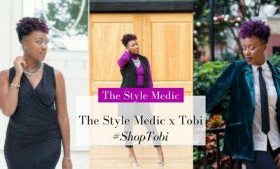 The Style Medic x Tobi