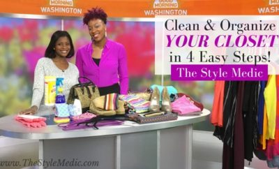 Clean & Organize Your Closet in 4 Easy Steps! | The Style Medic