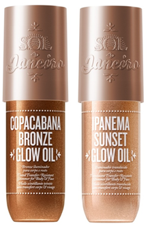 Sol de Janeiro Limited Edition Glow Oils